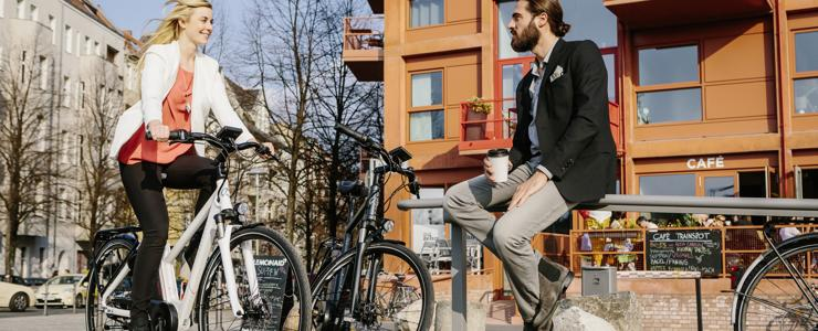 Kalkhoff Include und Integrale Elektrofahrräder