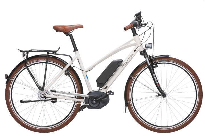 16 blueLABEL Cruiser City Mixte S cremeweiss 48203