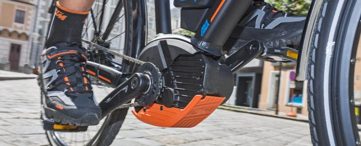 Bosch Performance CX Mittelmotor