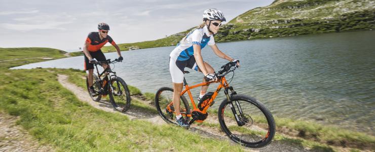 KTM - Elektrofahrräder aus Österreich